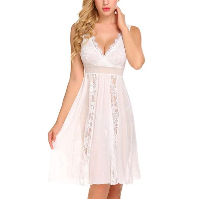 STYLECASTER | nightgown pajama trend