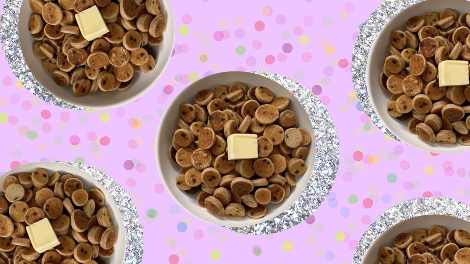 Pancake Cereal Is The Tik Tok Craze Brunch Fans Have Been Waiting For