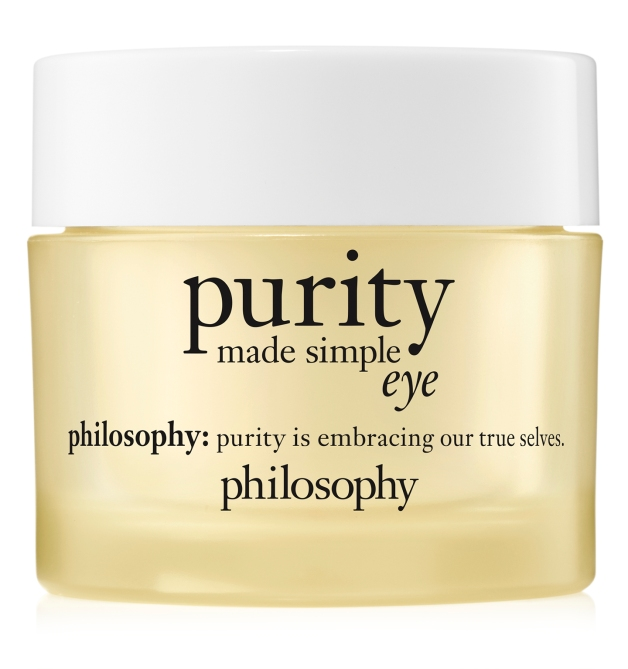 philsophy purity eye cream