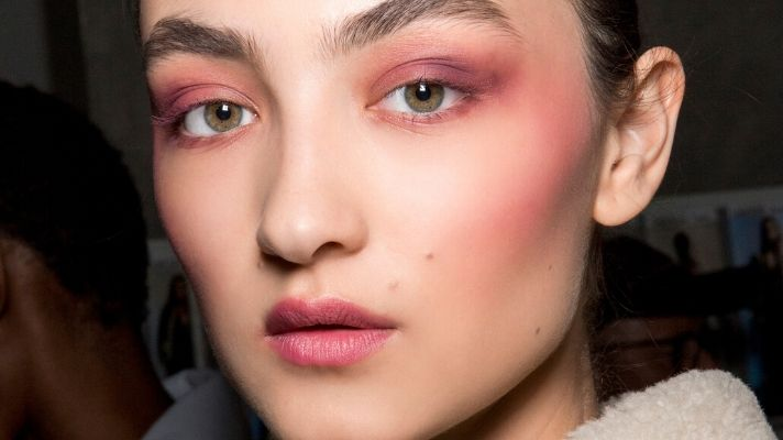 The Best Pink Eyeshadow for Full-On Rosy Glam