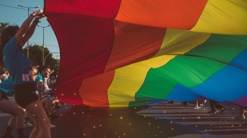 The Pride Parades Are Canceled This Year—And Maybe That's A Good Thing | StyleCaster