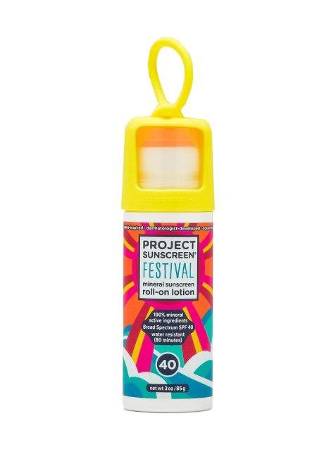 Project Sunscreen Roll-On Sunscreen SPF 40