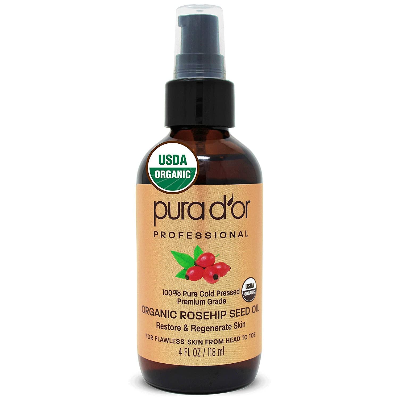 Pura D'or rosehip oil