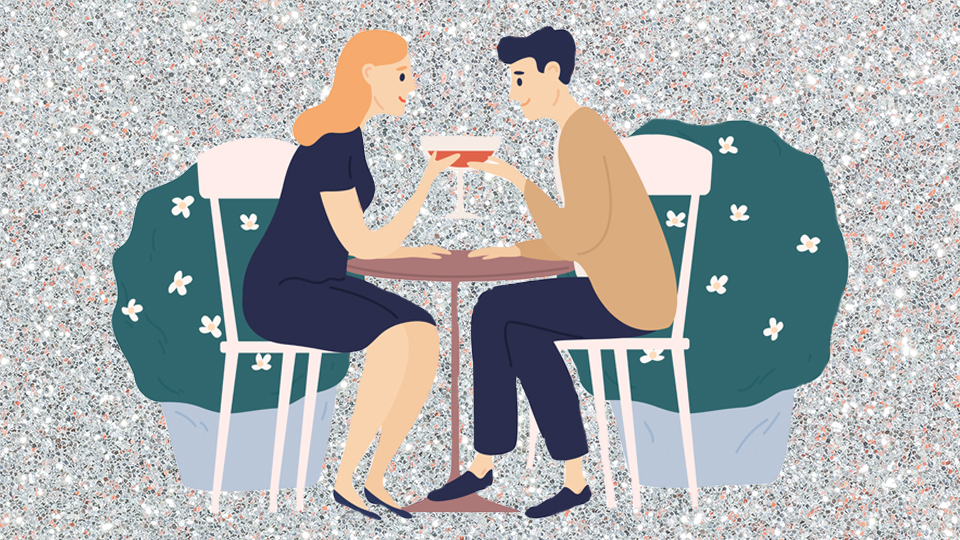 From Friends to Roommates to Dating: One Couple's COVID-19 Love Story