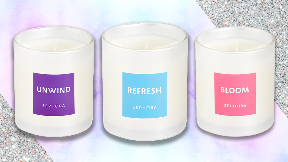Sephora's First Official Candle Collection Has a Scent for Every Mood