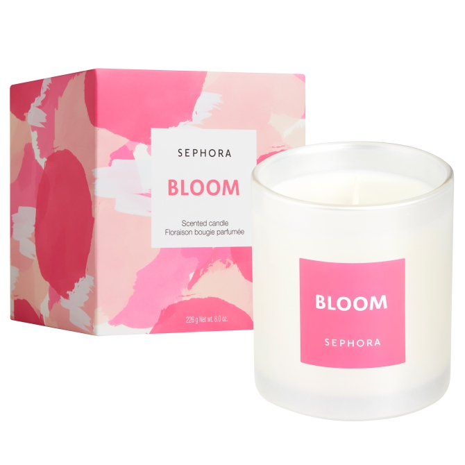 sephora bloom candle