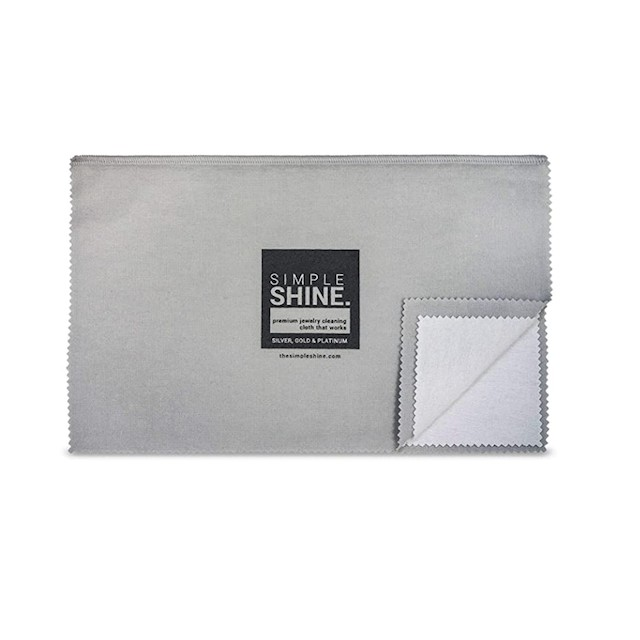 Simple Shine Large Oversized Premium Jewelry Cleaning Cloth