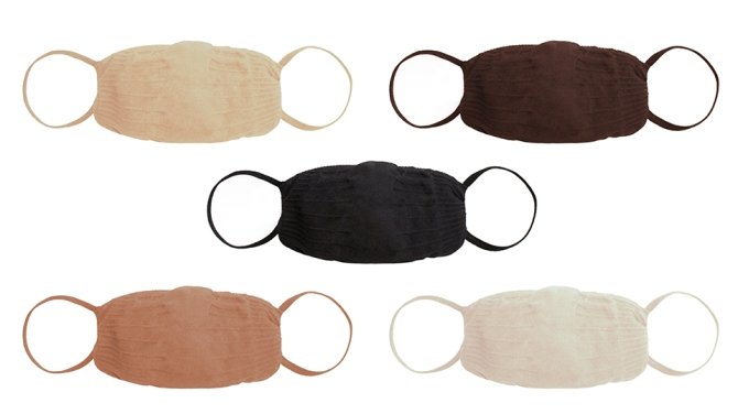 STYLECASTER | SKIMS Seamless Face Masks