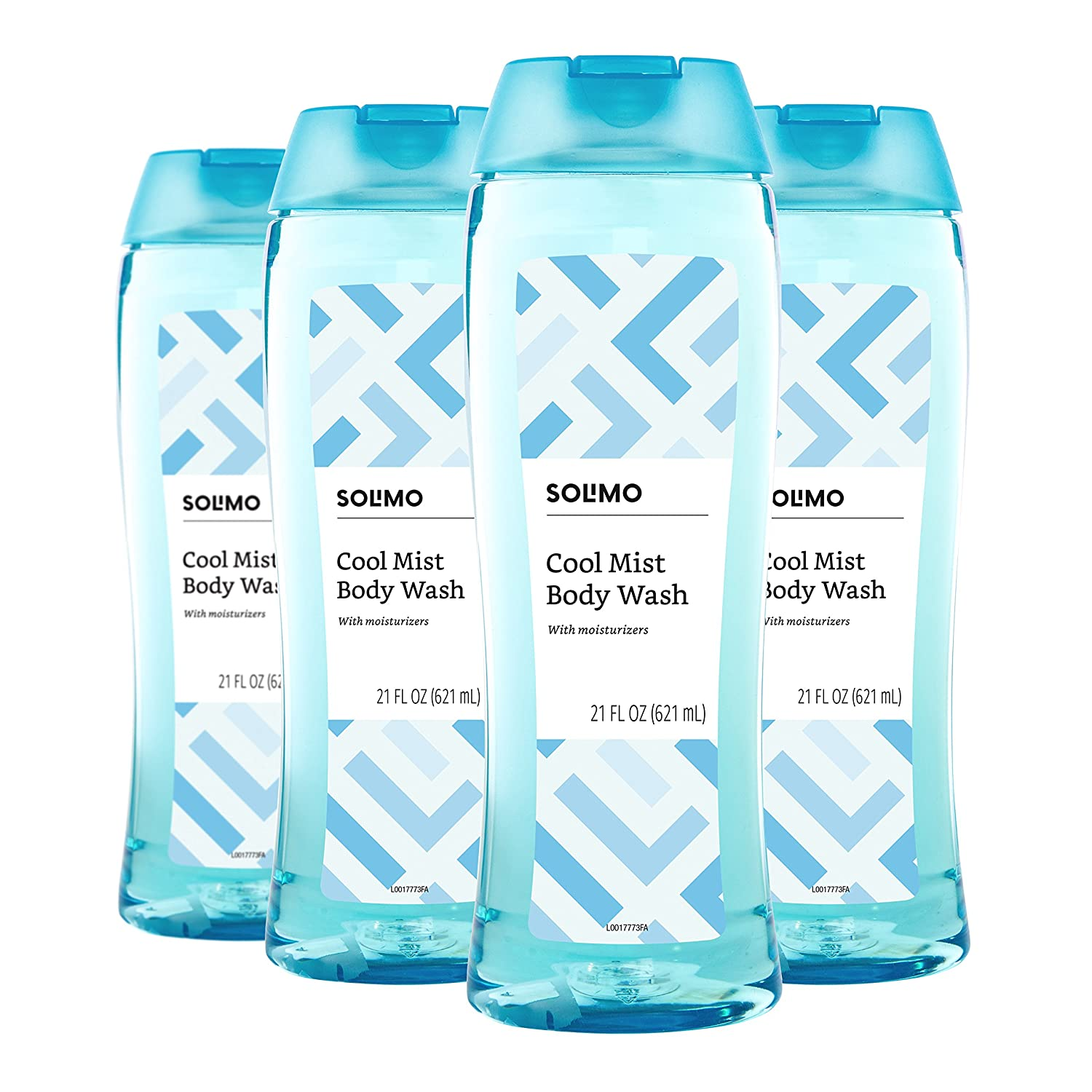 Solimo Cool Mist Body Wash