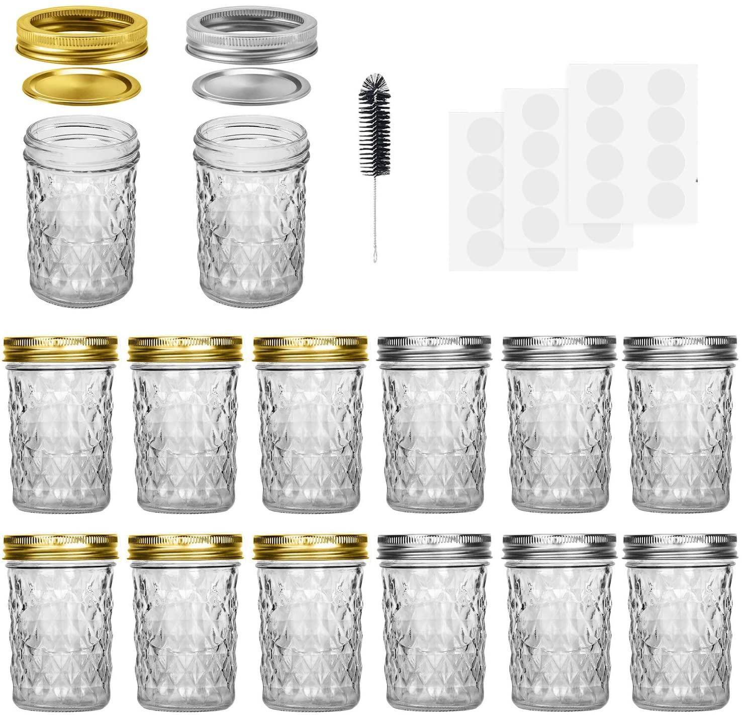span LA mason jars