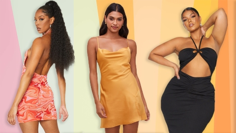 6 Summer Dress Trends So Good, You Might Want To Ditch Pants Forever | StyleCaster