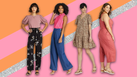 13 Summer Looks To Buy On Target.com Right Now If You're Missing Your Regular Target Run | StyleCaster