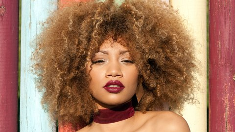'Edge Art' & Other Summer Natural Hair Trends You'll Have Fun Trying | StyleCaster