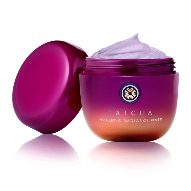 Tatcha Violet-C Vitamin C Radiance Mask