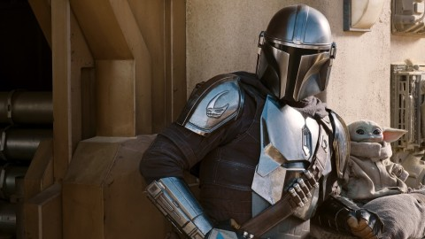 'The Mandalorian' Had a Set Mistake Like 'Game of Thrones's Coffee Cup & We Can't Unsee It | StyleCaster