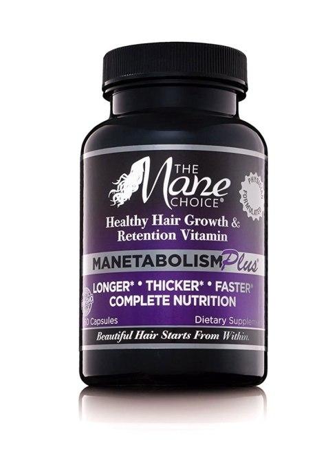 The Mane Choice Manetabolism Plus