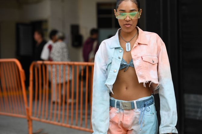 STYLECASTER | Summer 2020 Fashion Trends | tie dye
