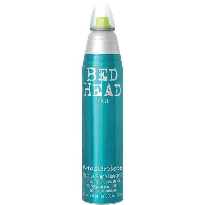 tigi bedhead hairspray