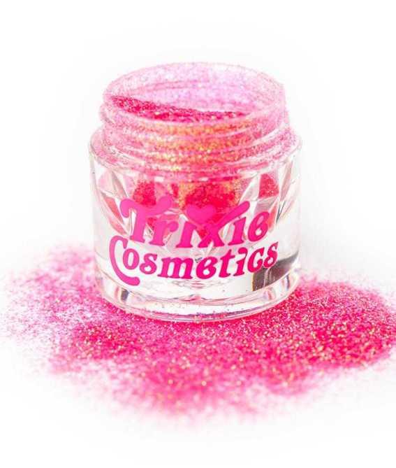 trixie cosmetics eye glitter