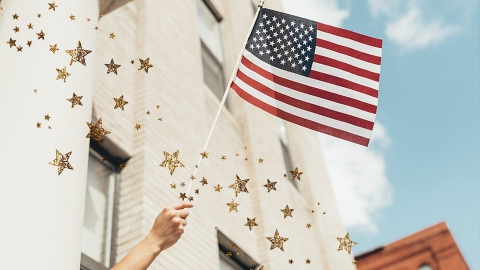 Virtual Memorial Day Ideas For Paying Tribute To America's Service People | StyleCaster