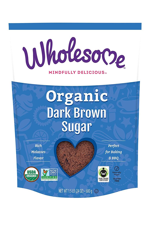 Wholesome brown sugar