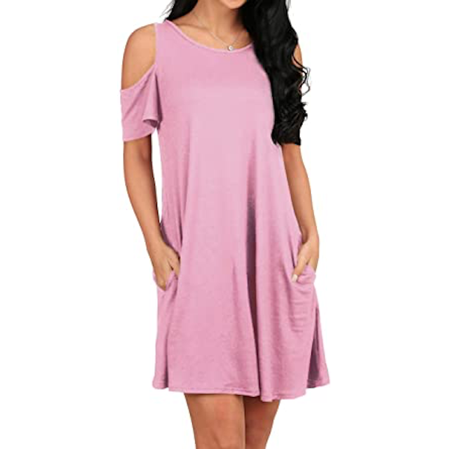 womens tunic offefan These Comfy Cute Tunics Will Be the Most Versatile Pieces in Your Closet
