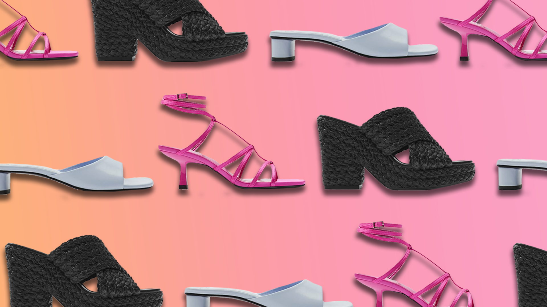 Zara Summer 2020 Shoes 10 Pairs We Can