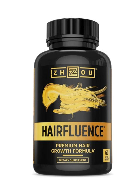 Zhou HAIRFLUENCE Dietary Supplement