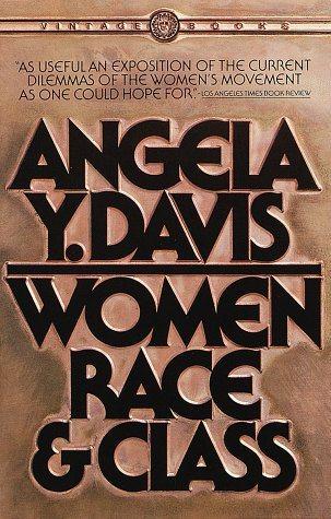 STYLECASTER   books on racism   Women Race & Class by Angela Davis
