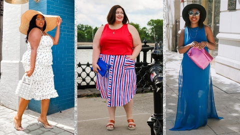 9 Festive & Chic Outfit Ideas To Copy Now For Fourth Of July | StyleCaster