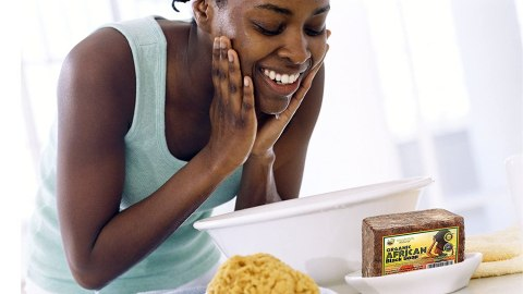 The Best African Black Soap for Flawless, Breakout-Free Skin | StyleCaster