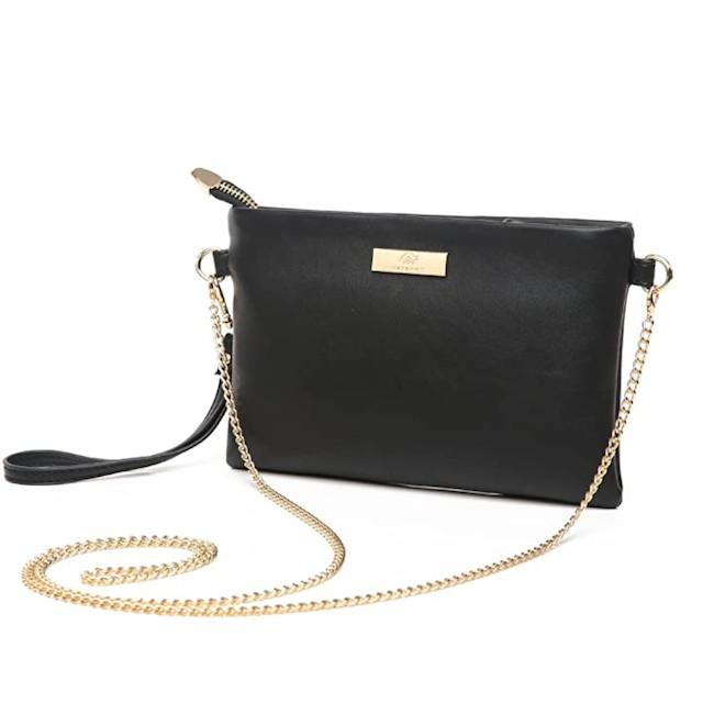 Aitbags Soft PU Leather Clutch