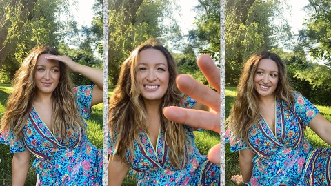 I'm Obsessed With This Boho Spring Dress I Got On Amazon For $30 | StyleCaster