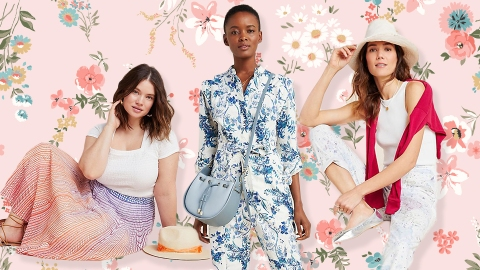 Excuse Me While I Drain My Bank Account At Anthropologie's Summer Tag Sale | StyleCaster