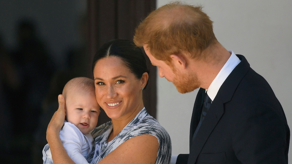 Baby Archie, Meghan Markle & Prince Harry