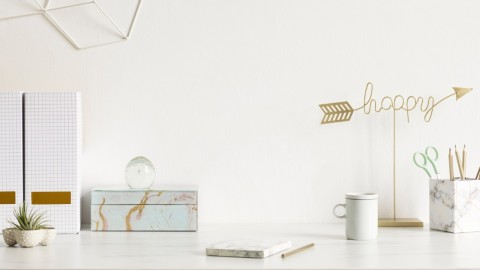 Stylish Desk Accessories and Organizers to Help You Declutter   StyleCaster