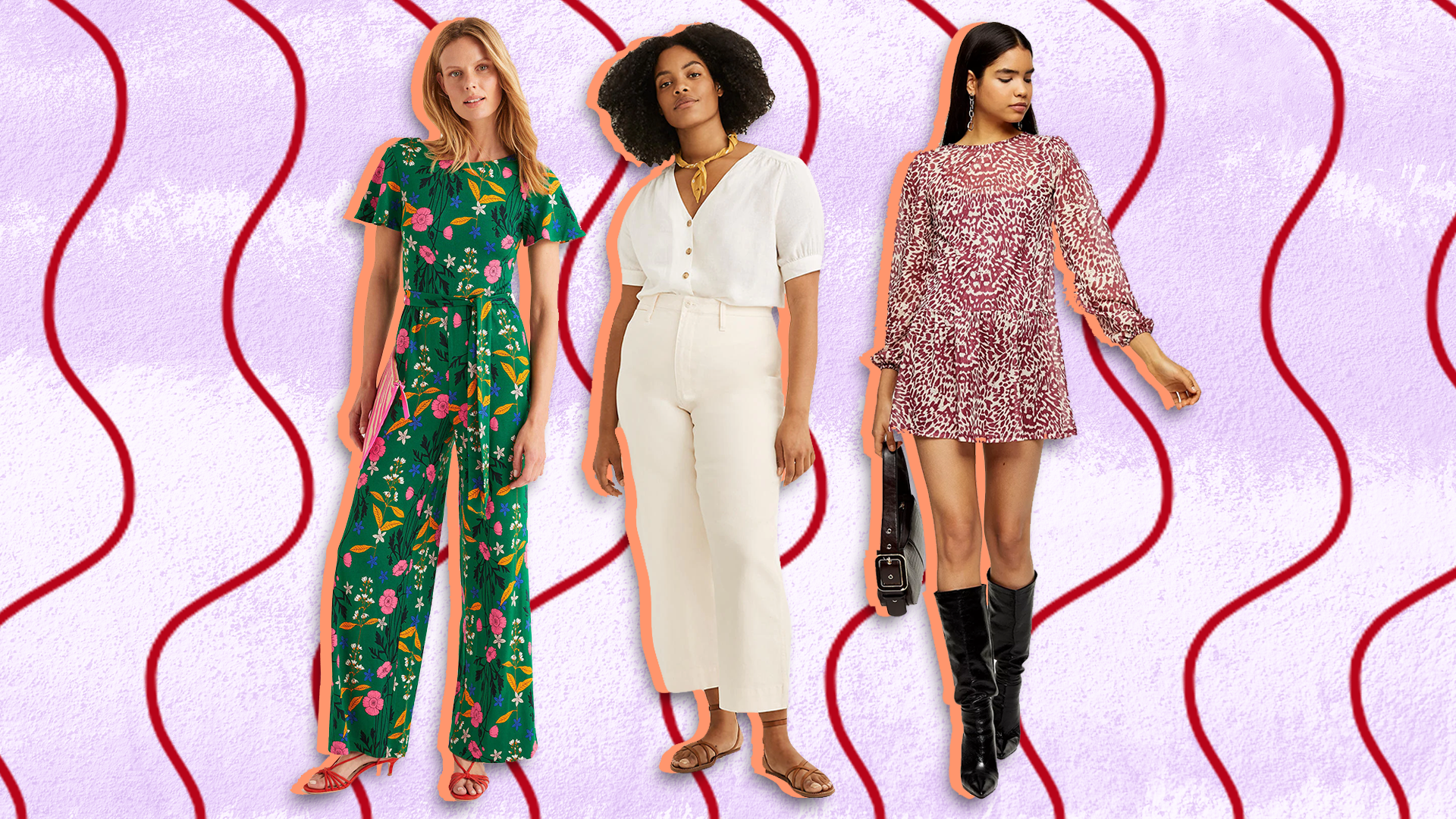 The Best Places To Shop If You're Tall Or Have A Long Torso