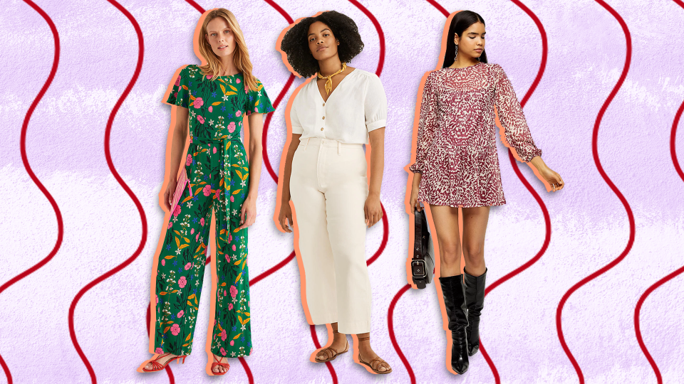 The 11 Best Places To Shop If You're Tall Or Have A Long Torso | StyleCaster