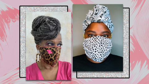 Buy Your Next Cloth Face Mask From One Of These Black-Owned Brands | StyleCaster