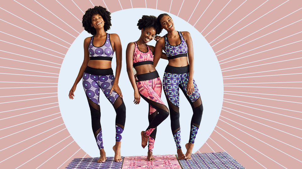 10 Black-Owned Activewear Brands To Shop Before Your Next Sweat Sesh