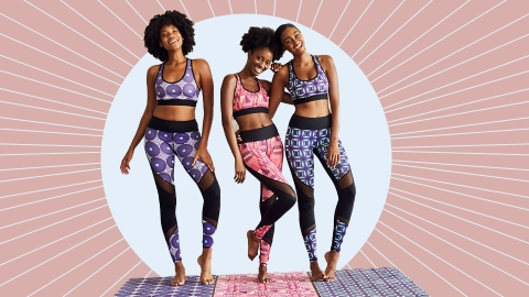 10 Black-Owned Activewear Brands To Shop Before Your Next Sweat Sesh | StyleCaster
