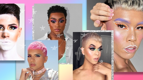 Boyz On The Beat—5 Makeup Influencers on Challenging the Status Quo in Beauty | StyleCaster