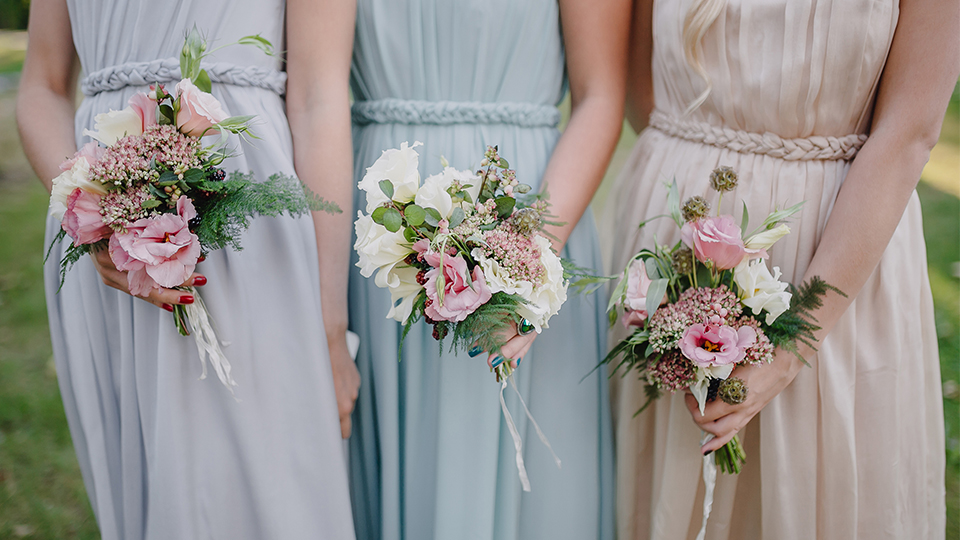 I Freaked Out Over The Size Of My Bridesmaid Dress—Here's Why You Shouldn't