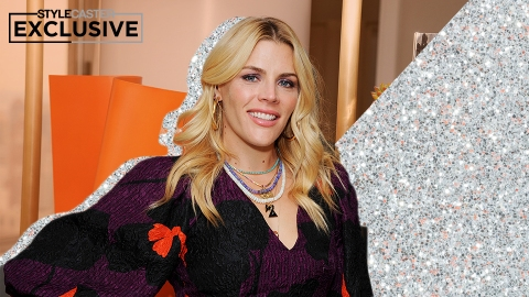 Busy Philipps on Her Red Carpet 'Must' & Her 'Mission' to Destigmatize Women's Health | StyleCaster