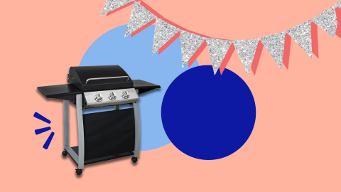 BBQ On A Budget: Everything You Need To Throw A Cute, Festive July 4th Celebration | StyleCaster