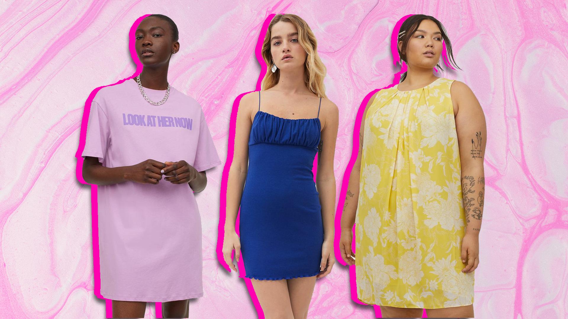 50 Dresses Under $50 That Serve Major Summer Goddess Vibes