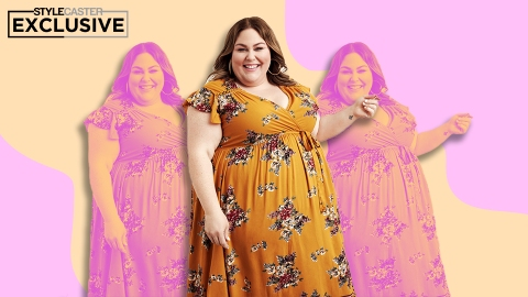 'This Is Us' Star Chrissy Metz Wants Plus-Size Women to Be 'Seen & Heard' in Fashion | StyleCaster