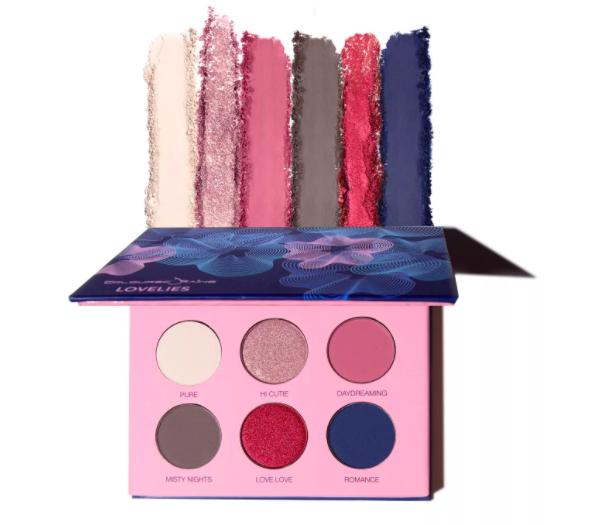 coloured raine eyeshadow palette
