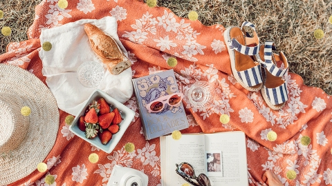 Cottagecore Is Summer's Sweetest Aesthetic—And The Reason IG Is Filled With Picnic Posts | StyleCaster