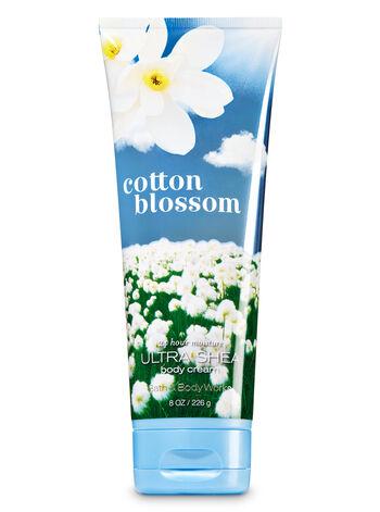 cottom blossom ultra shea body